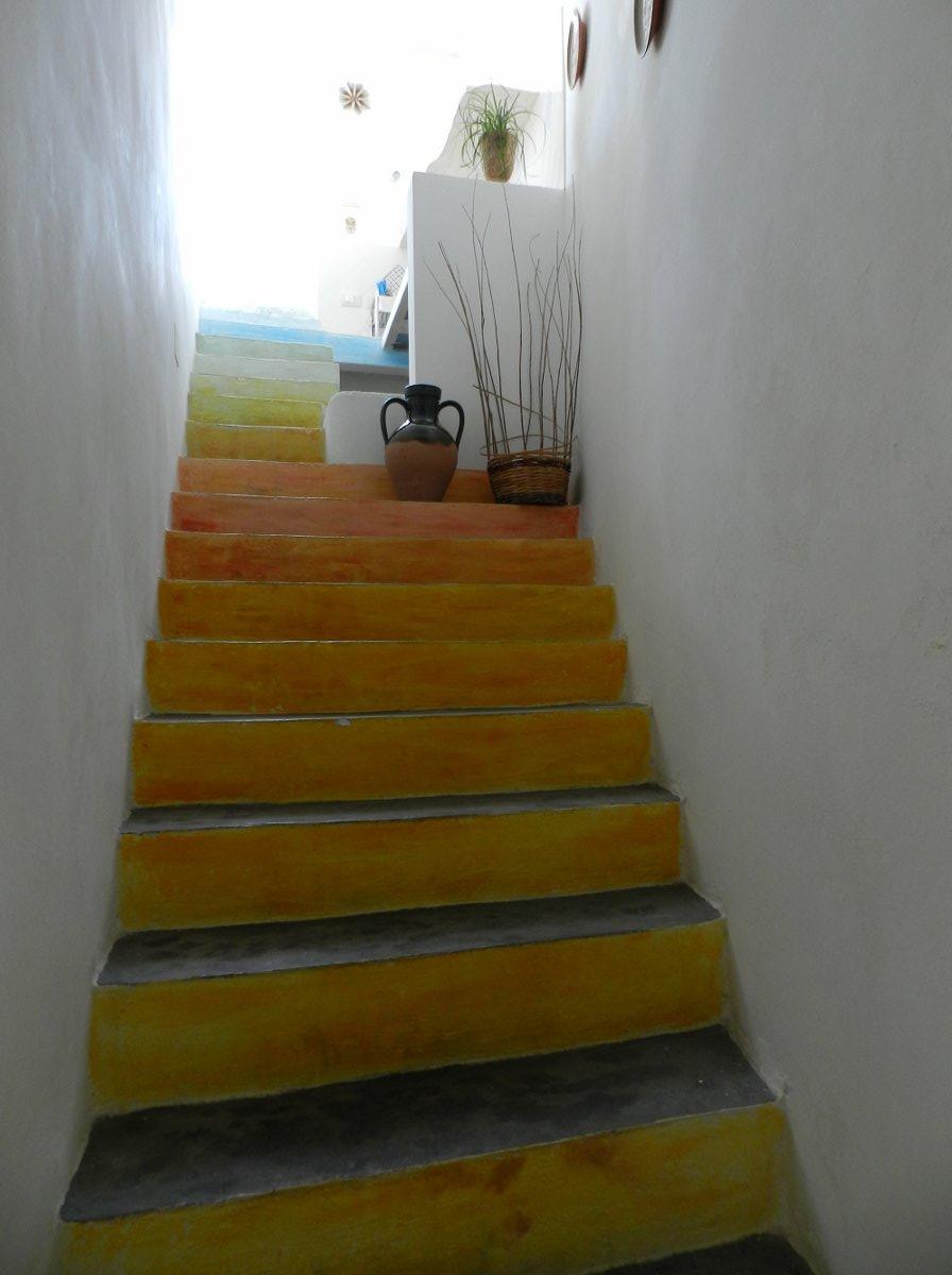 Scale per il terrazzo