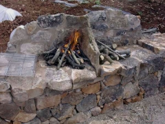 Barbecue a legna per buonissime grigliate