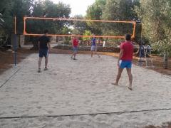 campo di pallavolo
