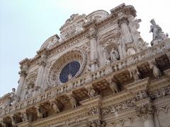 LECCE - Basilica Santa Croce