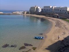 Gallipoli - spiaggia dell Purità