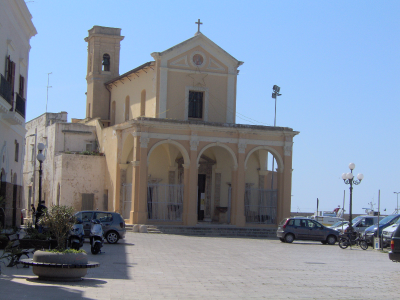 Gallipoli - Chiesa del Canneto