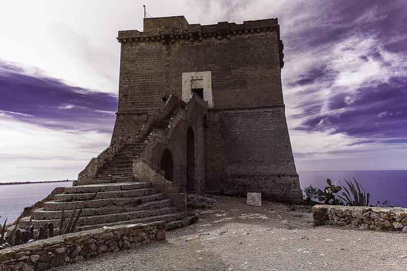 Porto Selvaggio - Torre dell\'Alto