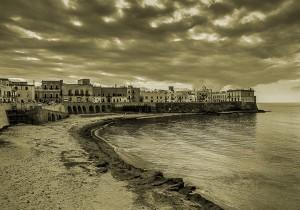 Gallipoli centro storico - perla del Salento