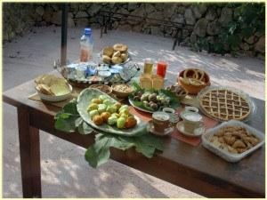 Tariffe B&B Salento - Prima colazione con prodotti tipici